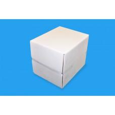 10 LITRE PLAIN WHITE BOX