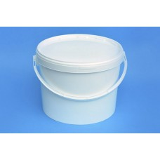 16 LITRE WHITE BUCKET and LID