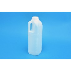 1 LITRE MILK SQUARE BOTTLE