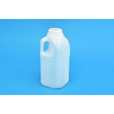1 PINT MILK SQUARE BOTTLE