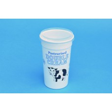 284 ml (10oz) DOUBLE CREAM STOCK DESIGN POT