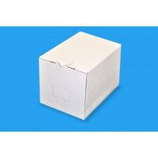 5 LITRE PLAIN WHITE BOX