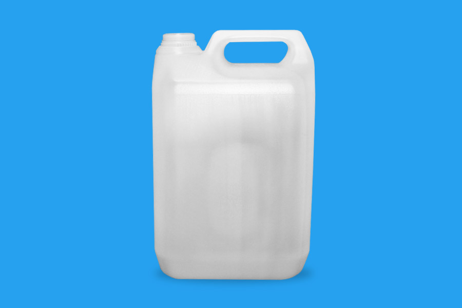 Graham Tyson 8 Pint 1 Gallon Milk Bottle Twinseal Neck