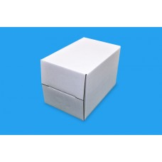 20 LITRE PLAIN WHITE BOX