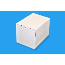 5 LITRE PLAIN WHITE BOX