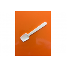 93MM White Ice Cream Spoon (qty 1000)