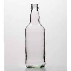 500ML CLEAR BEER BOTTLE