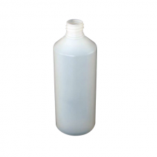 500 ml G.P - ROUND HDPE BOTTLE