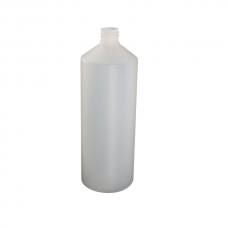 1 LITRE G.P - ROUND HDPE BOTTLE
