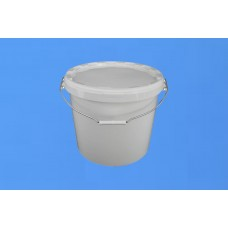 26 LITRE WHITE BUCKET and LID