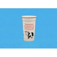 284 ml (10oz) SINGLE CREAM STOCK DESIGN POT