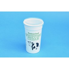 284 ml (10oz) WHIPPING CREAM STOCK DESIGN POT