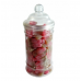 500 ML CLEAR VICTORIAN JAR - 70MM NECK