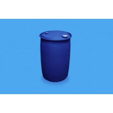 120 LITRE TIGHTHEAD BLUE POLYDRUM