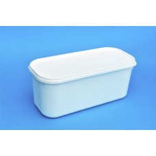 5 LITRE WHITE NAPOLI TRAY - TEMPORARILY OUT OF STOCK