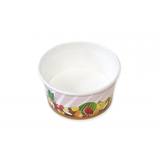 Large Paper Tubs for Ice Cream 155ml